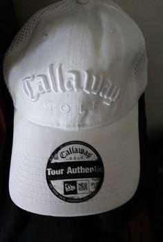 first rate e7b30 1e6a9 Callaway Golf Tour Mesh Adjustable Hat Cap White  Callaway  BaseballCap  Golf Tour, Callaway