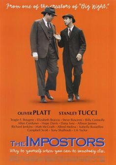 Watch->> The Impostors 1998 Full - Movie Online
