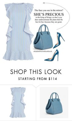 """STYLED BY LIZ"" by elizabethhorrell ❤ liked on Polyvore featuring Spring"
