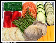 Bodegón - Verduras