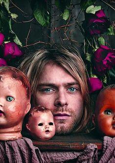 Kurt Cobain Photos, Nirvana Kurt Cobain, Nirvana Songs, Everything And Nothing, Vintage Rock, Wish You Are Here, Music Stuff, Rock N Roll, Good Music