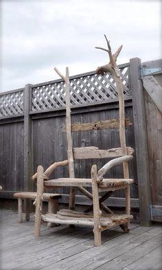 Bench. Driftwood FurnitureDriftwood ...
