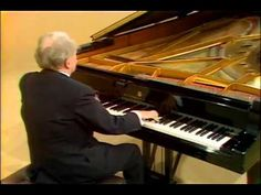 Wilhelm Kempff Plays Beethoven Moonlight Sonata 3rd Movement (High Quality)