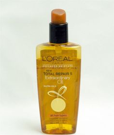 L'Oreal Pairs Advanced Haircare Total Repair 5 Extraordinary Oil Nutri-Oils Only at US $9.99