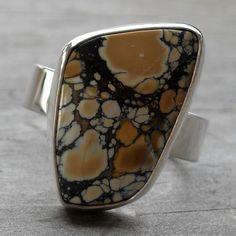 Variscite Minerals, Cuff Bracelets, Gemstone Rings, Gemstones, Jewelry, Jewlery, Gems, Jewerly, Schmuck