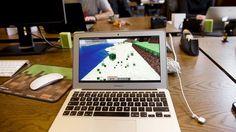 Juttua Minecraft pelin jalostamisesta opetusmateriaaliksi.