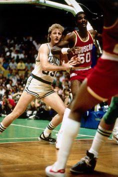 Larry Bird vs. Ralph Sampson