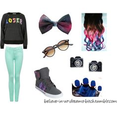 """""""Casual Chic♥"""" by omgbiebsrocks on Polyvore"""