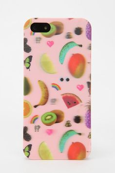 Hologram Fruit iPhone 5 Case