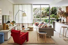 Comfy living room!