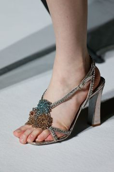 Have you seen Calvin Klein's horror-show shoes?