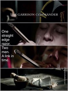 Straight Razor through time ep106 connecting Frank and BJR #outlander