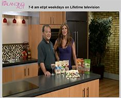 Healthy almonds video on Lifetime.  http://www.thebalancingact.com/story/4811/kobaya_coated_almonds_perfectly_healthy_fabulously_flavorful