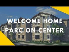 Check out your new home in Orem, Utah | The Parc on Center Apartments.