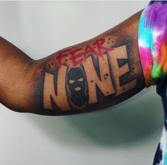tattoos for men crosses Bicep Tattoo Men, Forearm Tattoo Quotes, Inner Bicep Tattoo, Forarm Tattoos, Forearm Sleeve Tattoos, Hand Tattoos, Black Girls With Tattoos, Arm Tattoos For Guys, Trash Polka