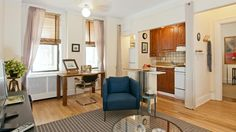 http://www.bellmarc.com/nyc-real-estate/upper-west-side-one-bedroom-7833 #1bed #UWS