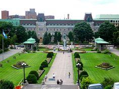 The Botanical Garden, Montreal, Canada.