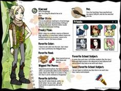 deviantART: More Like AT: Monster High Serafina Bio by ~lovewinx