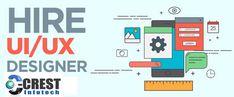 hire mobile ui designer, We offer Hire Mobile Ui Designer services with Crest Infotech solution.
