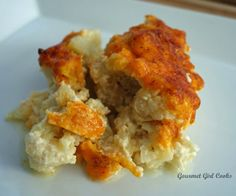 Wheat/grain/gluten-free replacement for Mac-n-cheese -- you will NEVER miss the macaroni!