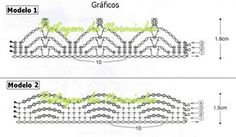 OFICINA DO BARRADO: Croche & Pedrarias - Barradinhos de Luxo ...