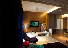 Estiloso apartamento de 45 metros quadrados - limaonagua