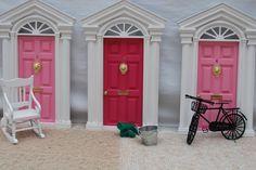 Puerta Ratoncito Pérez, fairy door, decoración infantil, dormitorio infantil, regalos originales en www.1000detalles1000ideas.com