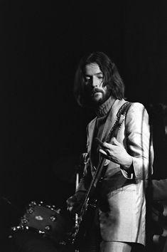 Eric Clapton, Fillmore East, New York City, 1970.