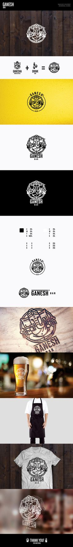 https://www.behance.net/gallery/20551213/Logo-Ganesh-Bar