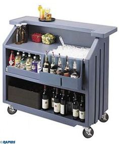 Bar Equipment, Glassware, Cocktail-making accessories to help you serve inspiration! Catering Equipment, Home Bars and Bar Stools too! Diy Home Bar, Modern Home Bar, Home Bar Decor, Bar Cart Decor, Diy Bar, Bars For Home, Mobile Bar, Portable Bars For Sale, Portable Home Bar