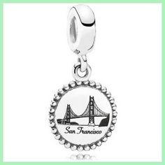 Daily Buy - REEDS Pandora Jewelry, Destination San Francisco Dangle Charm