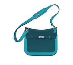 handbag hermes paris - Evelyne III by Hermes Shoulder bag in Bleu Jean Taurillon Cl��mence ...