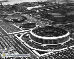 Philadelphia Sports Complex back in the day