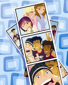 6teen, one my favourite shows of all time.