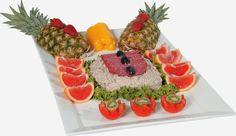 Platou, Tava din Portelan Alb, Profesional Horeca, Pret Take Out, Cake, Desserts, Food, Tailgate Desserts, Deserts, Kuchen, Essen, Postres