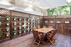 10 consejos para organizar tu jardín y terraza #jardines #terrazas #decoracion https://www.homify.es/libros_de_ideas/114000/10-consejos-para-organizar-tu-jardin-y-terraza