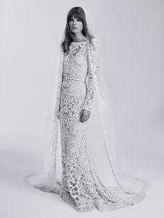 ELIE SAAB Bridal - Elie Saab lanceert de eerste Bridal collectie en wij zeggen 'oui'