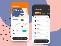 Flash Pay App ⚡️ by Ann Negrebetskaya Flash Pay – colorful and simple application that allows to create a virtual card to purchase digital products (games, software, etc. Ui Design Mobile, Ios App Design, Interface Design, Dashboard Design, User Interface, Apps, Virtual Card, App Design Inspiration, Daily Inspiration