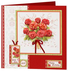 https://flic.kr/p/eDo64B | Craft Creations - Jenny073 | Card made by Jenny Kearley using products from Craft Creations Ltd. www.craftcreations.com      Card Mount: SF13U-49 Creative Hammer Red. Die-Cut Découpage Design: DCD573 Red Roses. Creative Paper: SR279P Vine & Flower Pattern. Creative Paper: SR187P White Dots on Red. Creative Duo Paper: CDP002S Pale/Deep Green. 3mm Satin Ribbon: MTR39-20 Red.