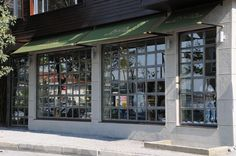 Image result for steel frame shop fronts retail