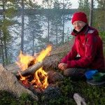 Zurück aus Lappland