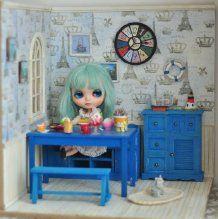 1:6 dollhouse