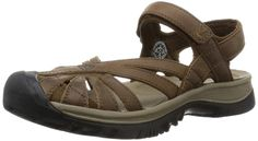 KEEN Women's Rose Leather Sandal >>> Learn more by visiting the image link.