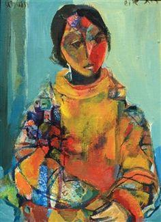 A Girl By Ruth Schloss