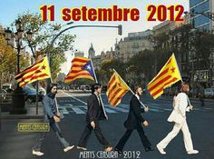 Catalonia for independencia