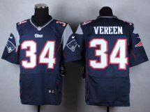 ... Nike New England Patriots 85 Brandon Lloyd Blue Elite Jersey NFL New  England Patriots jerseys Pinterest ... 0b6b48037