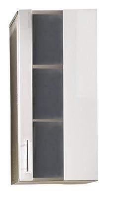 SoBuy Armadietto pensile da bagno,Mobile da parete per il cucina,con ...