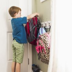 Calm school-day chaos with morning and evening routines that keep everyone in the household on track. Incorporate these time- and sanity-saving routines into your family's schedule to ensure a smoother school year.