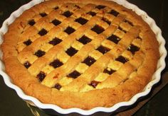 The gastrin: ΠΑΣΤΑ ΦΛΩΡΑ ΝΗΣΤΙΣΙΜΗ Greek Sweets, Greek Desserts, Greek Recipes, Wine Recipes, Cooking Recipes, Cookie Dough Pie, Cafe Food, Pasta, Food To Make