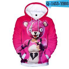 f3520fd1 Fortnite Hoodies (FH040|Forty) Unisex 3D Printed Hoodie Clothing Winter  Colors, Sleeve